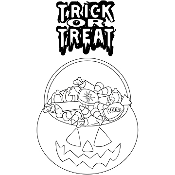 17 Free Printable Halloween Coloring