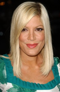 Tori Spelling Dishes About Her Bed Rest Nightmare
