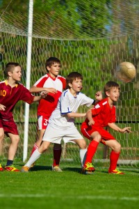 Competitive Sports: It's O.K. to Want Your Kids to Win