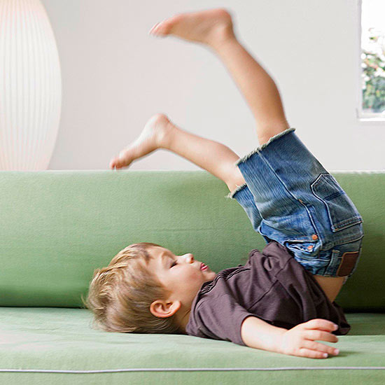Your Toddler's Bizarre Behaviors Explained