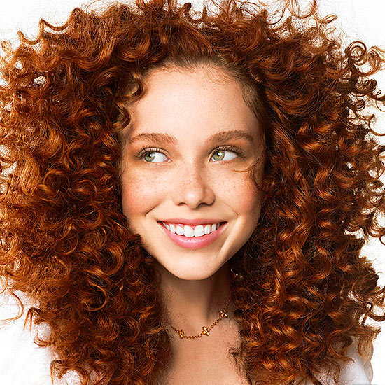 How One Mom Learned to Love Her Curly Hair