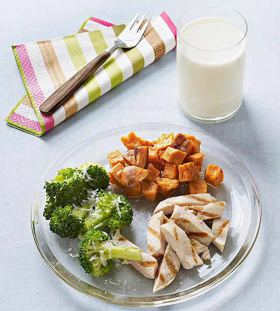 Healthy Meal Planner: How Much Does My Kid Need to Eat