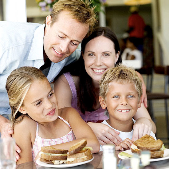 The Impact of Eating Out on Your Child
