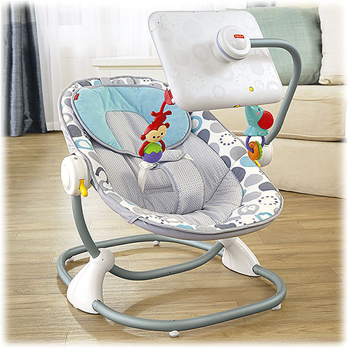 Baby Seat With iPad Holder? Fisher-Price Sparks Screen-Time Debate 33975