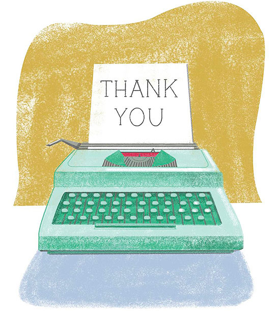 Fun Ways to Encourage Kids to Write Thank-You Notes