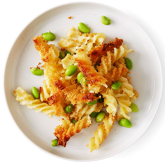 Protein Boost Baked Mac