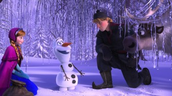 Why I'm Thankful for the Movie  Frozen