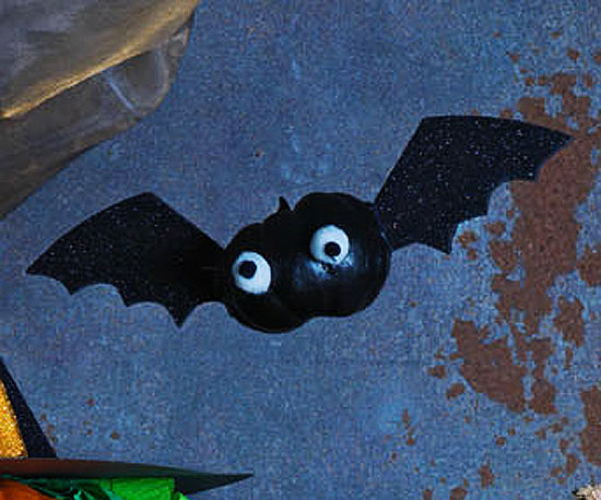 Gone Batty: Bat Pumpkin