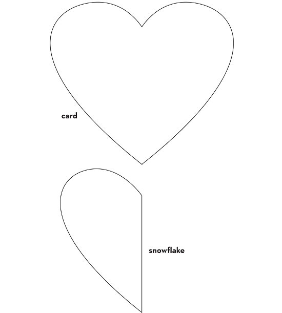 photo about Heart Printable called Printable Center Templates Mothers and fathers
