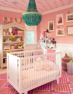 Get Kourtney Kardashian's Nursery on a Budget