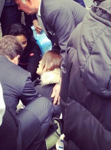 This Mom Gave Birth on a Crowded NYC Street—at Rush Hour—in the Dead of Winter. 26642