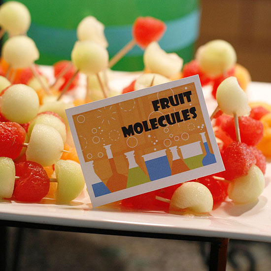 Fruit Molecules