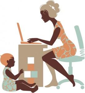 Letter from a Work-From-Home Mom: We're All in the Same Boat