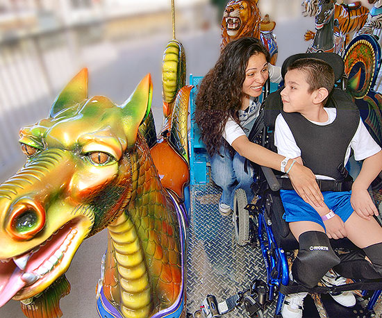 Vacations Great for Special-Needs Kids