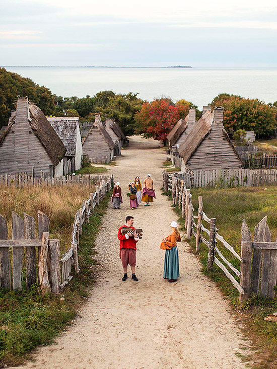 We Tried It: An Overnight Adventure at Historic Plimoth Plantation