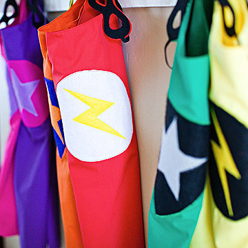 Colorful Capes