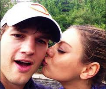 Ashton Kutcher and Mila Kunis are Having a Girl! 26682