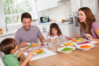 Is Family Dinner a Priority in Your Family?