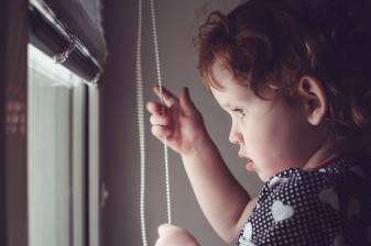 New PSA: Protect Your Child From a Window Blind Cord Accident