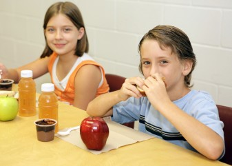 The Cafeteria Crisis: How to Make Fruits and Vegetables More Appealing