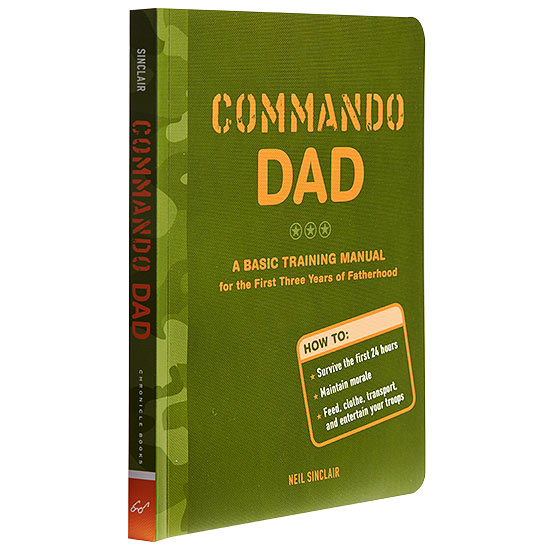 Commando Dad by Neil Sinclair
