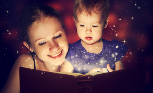 AAP Recommends Reading Aloud to Kids Every Day, Starting at Birth