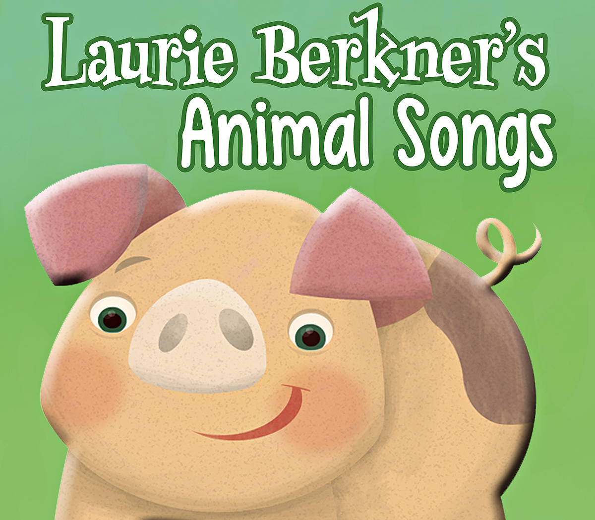The Laurie Berkner Band Animal Songs Cover Art