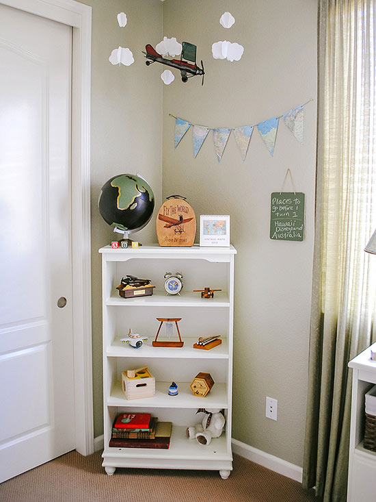 Aviator nursery