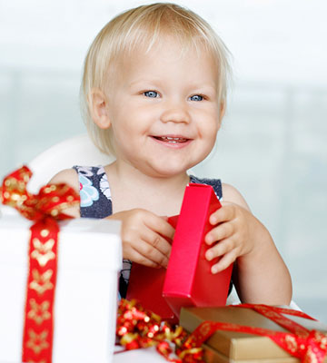 Holidays & Your One-Year-Old