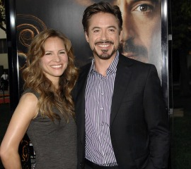 Robert Downey Jr. Announced His Wife's Pregnancy With a Sweet Tweet! 26749