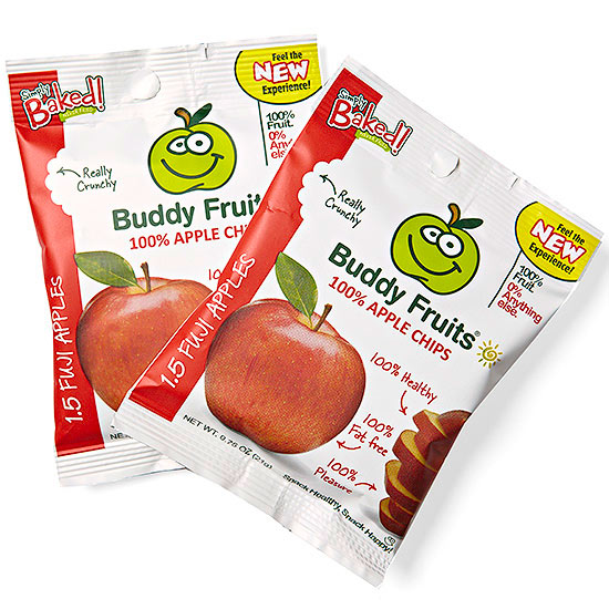 Buddy Fruits 100% Apple Chips
