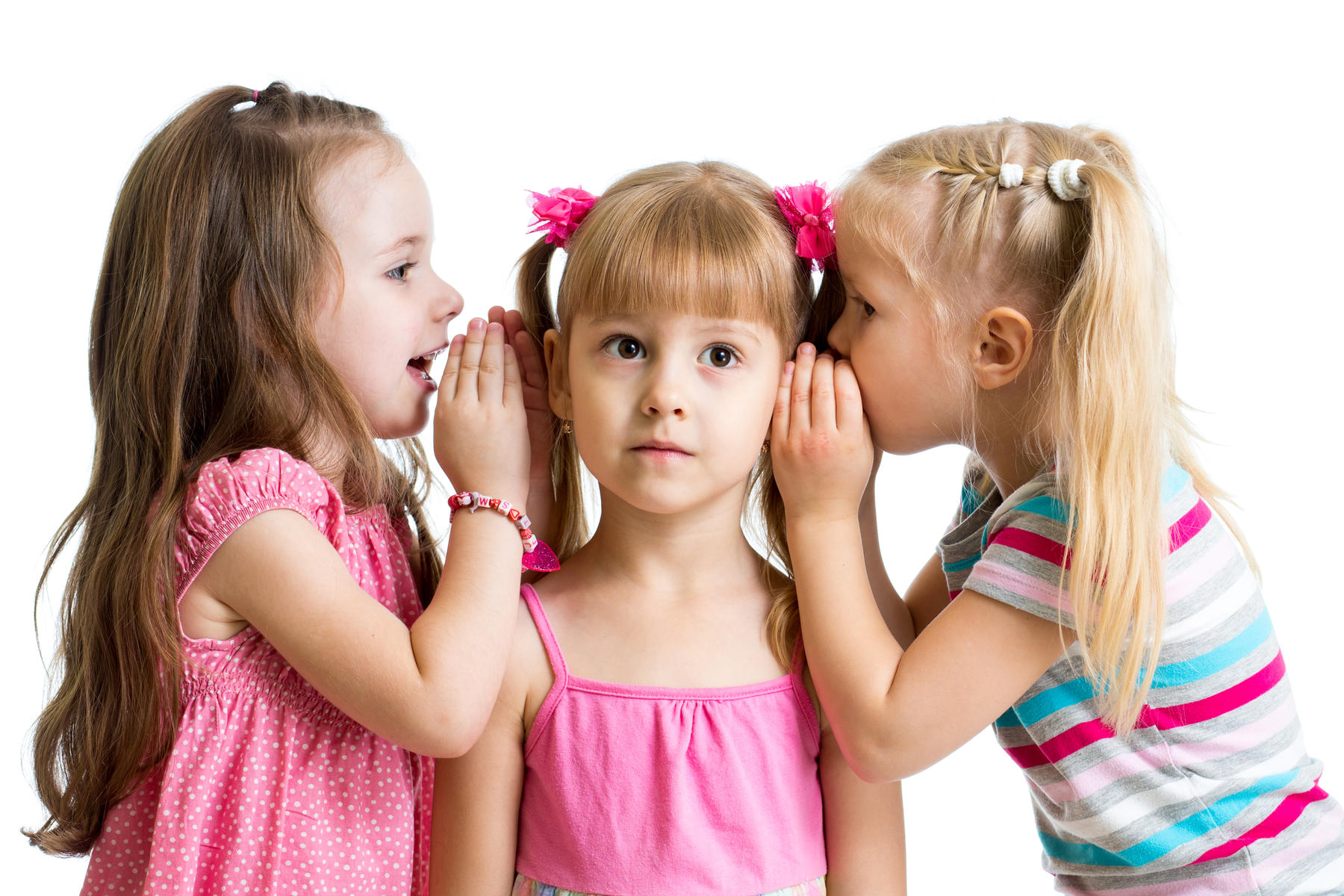 How to Stop Your Child From Gossiping