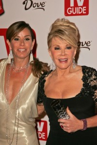 5 Lessons of Motherhood We Learned From Joan Rivers