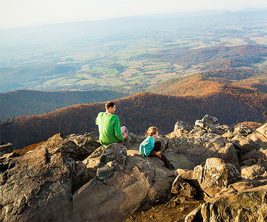Top Family Trips: Shenandoah and Skyline Drive