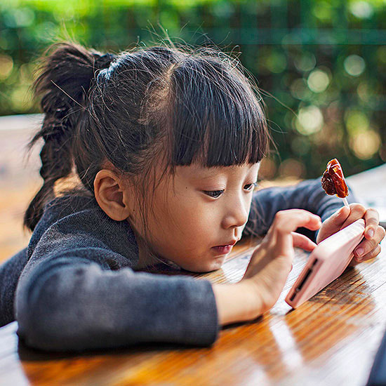 Managing Your Child's Screen Time