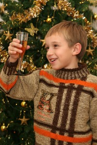 Would You Let Your Kid Celebrate With Sparkling Apple Juice?