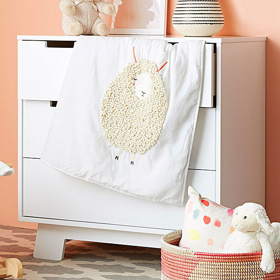 Best Products To Design A Sheep Themed Nursery Parents