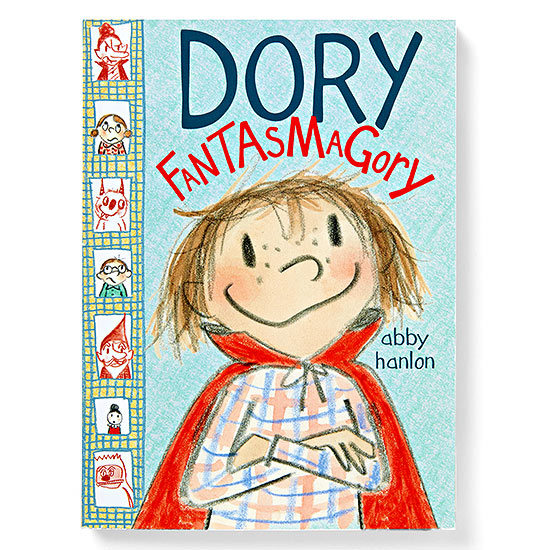 Dory Fantasmagory cover