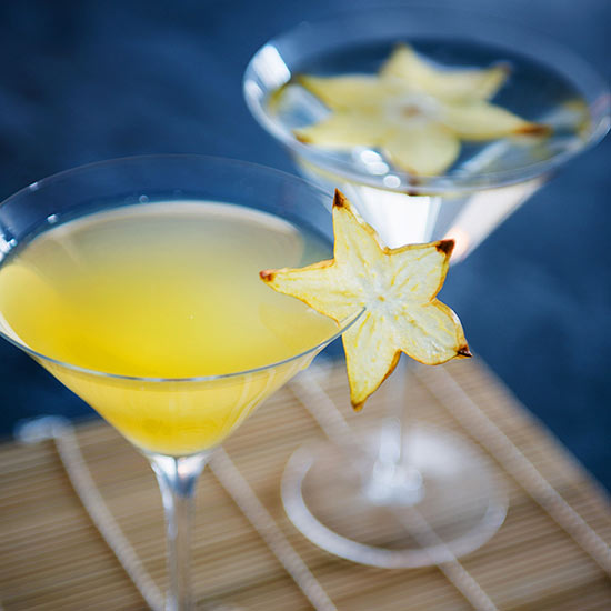 Twinkle Twinkle Cocktail and Mocktail