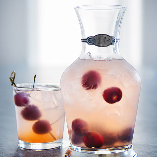 Time Capsule Cocktail and Mocktail