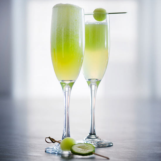 Eco-Mama Cocktail and Mocktail