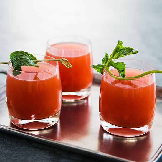 BBQ Cocktail and Mocktail