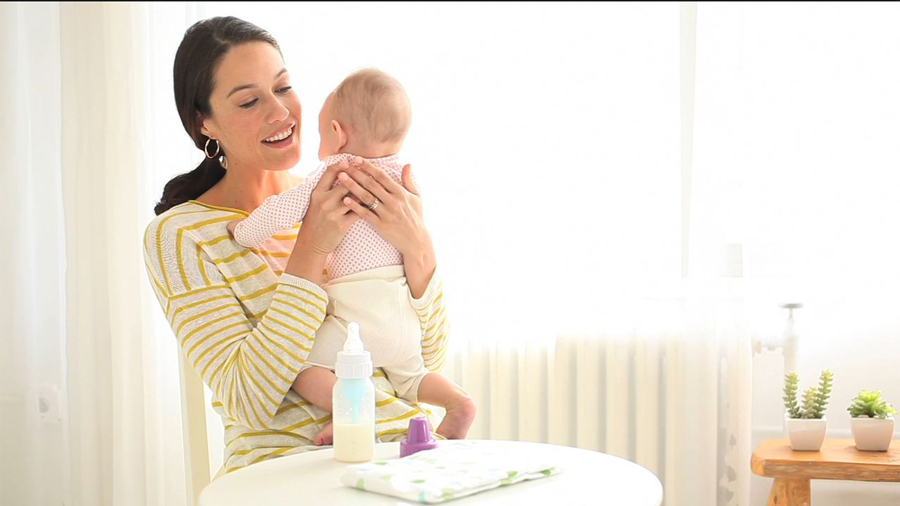 How to Help Your Baby's Reflux