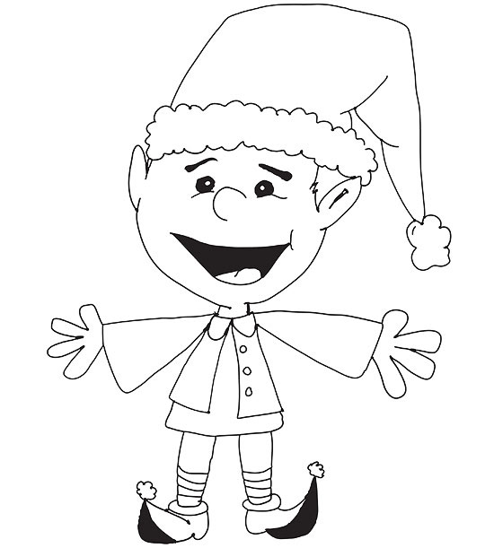 Christmas Coloring Sheet.Printable Christmas Coloring Pages Parents