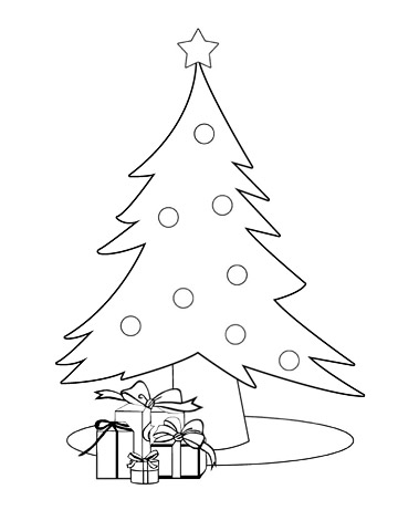 Printable Christmas Coloring Pages | Parents