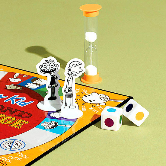 The Wimpy Kid 10-Second Challenge game
