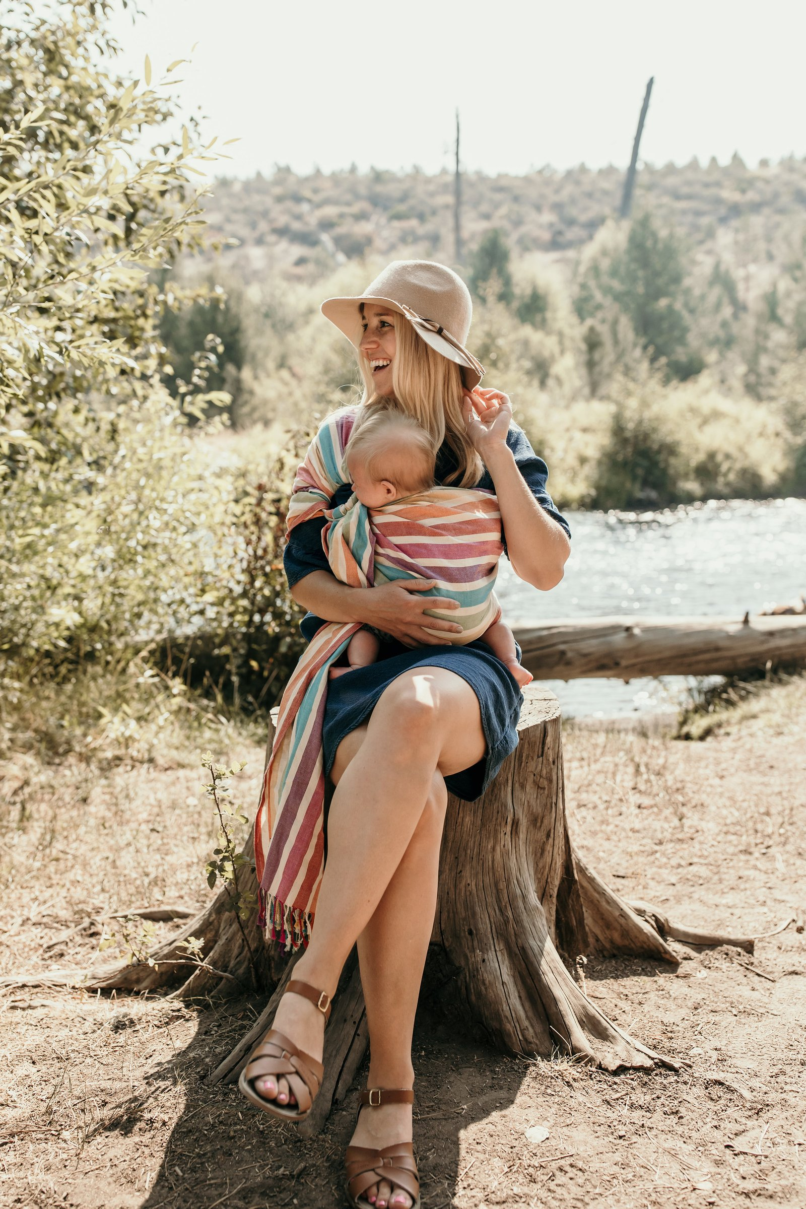 The Best Baby Sling Carrier