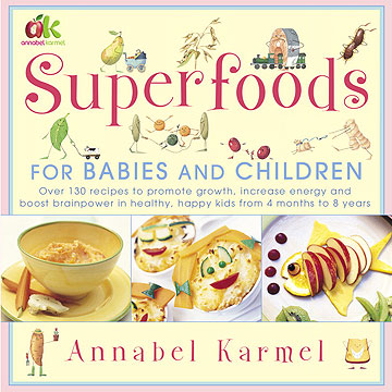 Superfoods for Babies: 7-9 Months