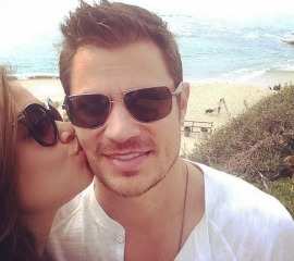 """Nick Lachey Dishes on """"Creative"""" Pregnancy Sex! 26850"""
