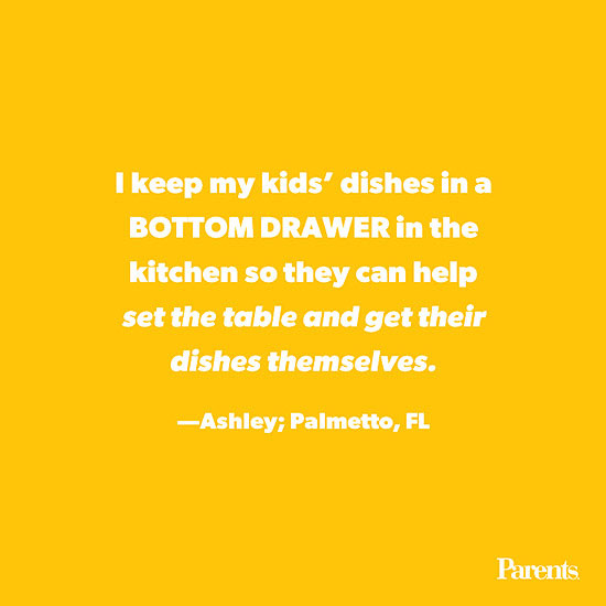 Parents Kitchen Quote